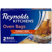 Reynolds Kitchens Oven Bags - Turkey Size, 2 Each