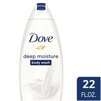 This #1 dermatologist recommended moisturizing body wash from Dove combines NutriumMoisture with 100% gentle cleansers to help your skin retain its natural moisture.