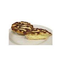 Table Talk 4 inch Chocolate Éclair Pie, 4 Ounce