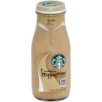 Starbucks Frappucino Vanilla Chilled Coffee Drink, 9.5 Fluid ounce