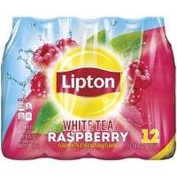 Lipton Iced Tea - Raspberry White, 202.8 Fluid ounce