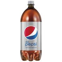 Pepsi Soda - 2 Liter, 2.1 Each
