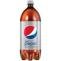 Diet Pepsi Diet Pepsi Soda - 2 Liter, 2 Each
