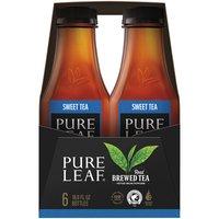 Pure Leaf Sweet Brewed Tea - 6 Pack Plastic Bottles, 101.4 Fluid ounce