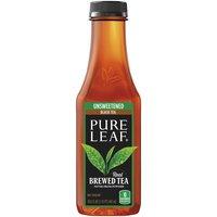 Pure Leaf Unsweetened Iced Tea, 18.5 Fluid ounce