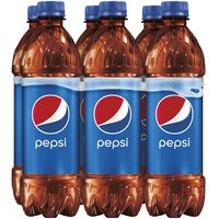 16.9 fl oz each. Very low sodium, 35 mg or less per 240 ml (8 fl oz). Caffeine Content: 25 mg/8 fl oz; 53 mg/16.9 fl oz.