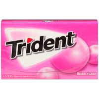 Chewing Trident Gum After Eating and Drinking Cleans and Protects Teeth; Chewing Trident Gum May Reduce the Risk of Cavities