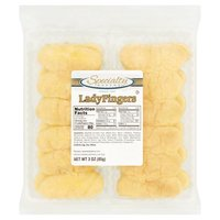 Specialty Bakers Lady Fingers, 3 Ounce