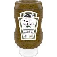 Heinz Sweet Relish, 12.7 Fluid ounce
