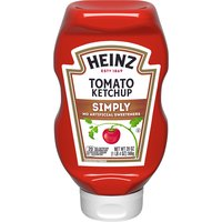 Heinz Heinz Simply Heinz Tomato Ketchup, 20 Ounce