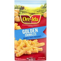 Ore-Ida Golden Crinkles, 32 Ounce