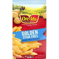 Ore-Ida Steak Fries - Thick-Cut, 28 Ounce