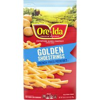 Ore-Ida French Fried Potatoes - Shoestrings, 28 Ounce