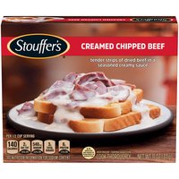 Stouffer's Creamed Chipped Beef, 11 Ounce