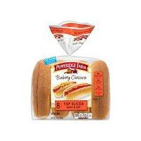Pepperidge Farm Bakery Classics-Top Sliced Sweet&Soft Hot Dog Buns, 14 Ounce