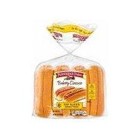 Pepperidge Farm Bakery Classics Golden Potato Hot Dog Buns, 14 Ounce
