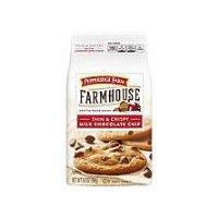 Pepperidge Farm®  Farmhouse Thin & Crispy Milk Chocolate Chip Cookies, 6.9 Ounce