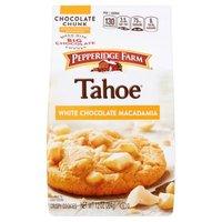 Pepperidge Farm®  Tahoe® Tahoe - White Chocolate Macadamia Crispy Cookies, 7.2 Ounce