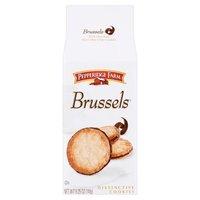 Pepperidge Farm®  Brussels® Brussels - Distinctive Cookies, 5.25 Ounce