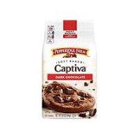 Pepperidge Farm®  Captiva™ Soft Baked Cookies - Dark Chocolate Brownie, 8.6 Ounce