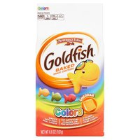 Pepperidge Farm®  Goldfish® Baked Snack Crackers - Cheddar Colors, 6.6 Ounce