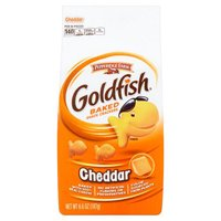 Pepperidge Farm®  Goldfish® Baked Snack Crackers - Cheddar, 6.6 Ounce