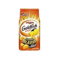 Pepperidge Farm®  Goldfish® Flavor Blasted® Baked Snack Crackers - Flavor Blasted Xtra Cheddar, 6.6 Ounce