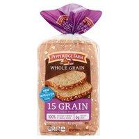 Pepperidge Farm®  Whole Grain Whole Grain Bread - 15 Grain, 24 Ounce