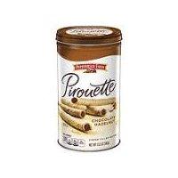 Pepperidge Farm®  Pirouette® Pirouette - Chocolate Hazelnut Creme Filled Wafers, 382 Gram