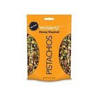 Wonderful Wonderful Roasted Pistachios, No Shell Honey Roasted, 5.5 Ounce