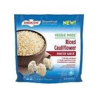 Birds Eye Steamfresh Roasted Garlic Riced Cauliflower, 10 Ounce