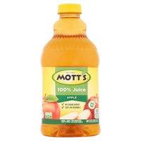 Mott's 100% Original Apple Juice - Single Bottle, 64 Fluid ounce