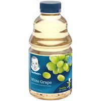 Gerber 100% White Grape Juice, 32 Fluid ounce