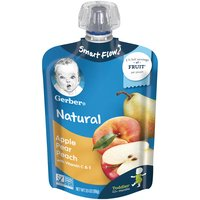 Introduce your little one to the goodness of fruits, veggies and other wholesome ingredients.