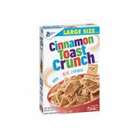 Cinnamon Toast Crunch Breakfast Cereal - Large Size, 16.8 Ounce