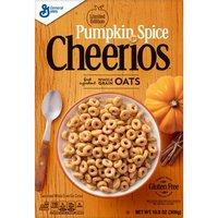 General Mills Pumpkin Spice Cheerios, 12 Ounce