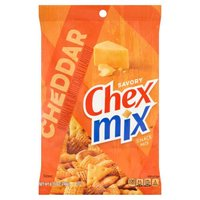 Chex Mix Chex Mix Savory Cheddar Snack Mix, 8.75 Ounce