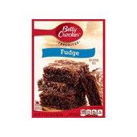 Betty Crocker Fudge Brownie Mix, 18.3 Ounce