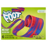 Fruit By The Foot Fruit Flavored Snacks - Berry Tie-Dye, 4.5 Ounce