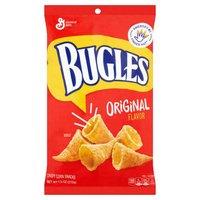 Bugles Bugles Original Flavor Crispy Corn Snacks, 7.5 Ounce