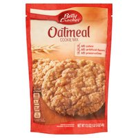 Betty Crocker Betty Crocker Cookie Mix Oatmeal, 17.5 Ounce