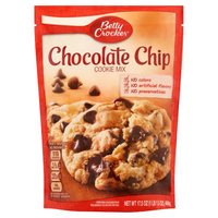 Betty Crocker Cookie Mix Chocolate Chip, 17.5 Ounce