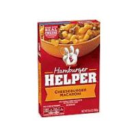 Betty Crocker Cheeseburger Macaroni Hamburger Helper, 6.6 Ounce