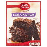 Betty Crocker Favorites Dark Chocolate Brownie Mix, 19.9 Ounce