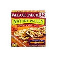 Nature Valley Granola Bars - Sweet & Salty Nut Peanut Almond, 14.8 Ounce