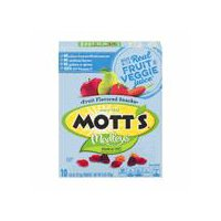 Mott's Medleys Assorted Fruit Flavored Snacks - 10 Pack, 8 Ounce