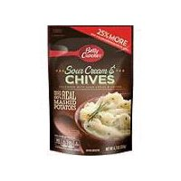 Betty Crocker Mashed Potatoes -Sour Cream & Chives, 4.7 Ounce