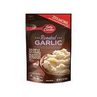 Betty Crocker Mashed Potatoes - Savory Roasted Garlic, 4.7 Ounce