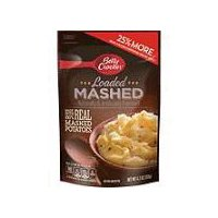 Betty Crocker Mashed Potatoes - Loaded, 4.7 Ounce