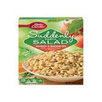 Betty Crocker Ranch and Bacon Pasta Salad Dry Meals, 7.5 Ounce